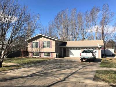 Beulah, Hazen Single Family Home For Sale: 1013 Center Dr