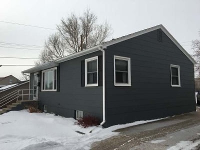 Bismarck Single Family Home For Sale: 112 Hill St