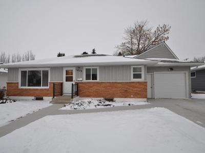 Bismarck Single Family Home For Sale: 1829 8th St N