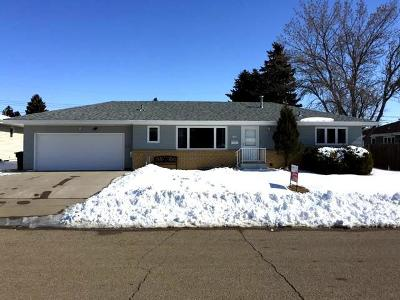 Bismarck Single Family Home For Sale: 1109 27th St N