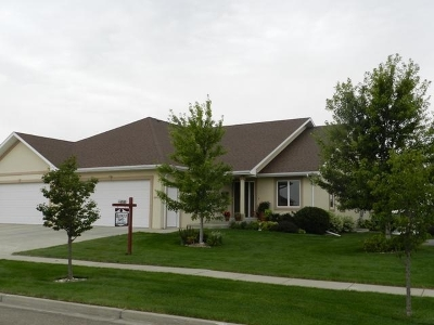 Bismarck Single Family Home For Sale: 3900 Downing Street