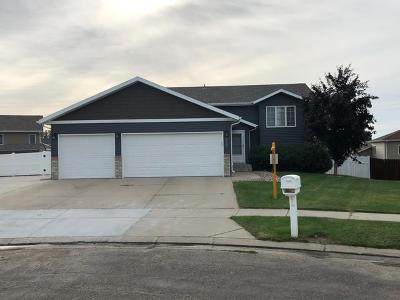Bismarck Single Family Home For Sale: 2330 Seneca Dr