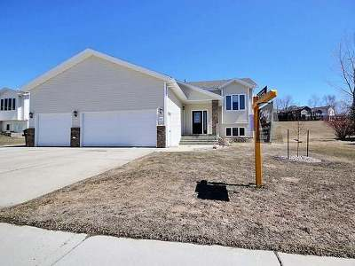 Bismarck Single Family Home For Sale: 4807 Mellowsun Dr