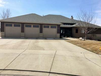 Bismarck Single Family Home For Sale: 1437 Eagles View La