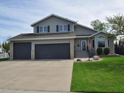 Bismarck ND Single Family Home For Sale: $349,000