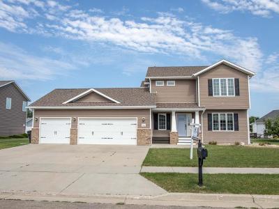 Mandan Single Family Home For Sale: 3816 Bay Shore Bend SE