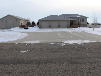 Bismarck Single Family Home For Sale: 6933 81st St
