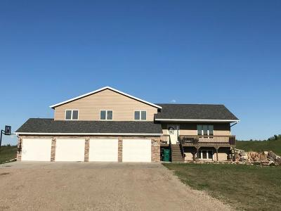 Bismarck Single Family Home For Sale: 7101 Country Hills Dr