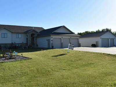Bismarck Single Family Home For Sale: 914 Violet La