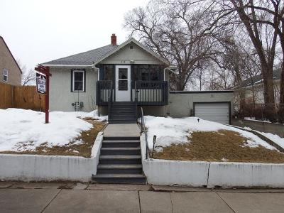 Bismarck ND Single Family Home For Sale: $164,900