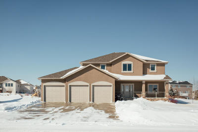 Bismarck Single Family Home For Sale: 3300 Clairmont Rd