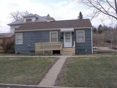 Mandan Single Family Home For Sale: 600 3rd St NW