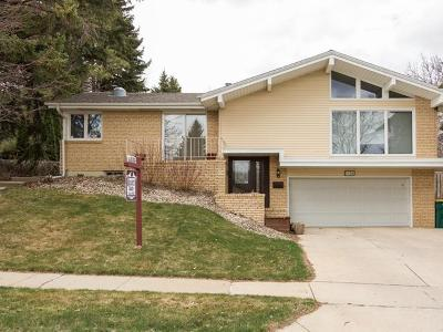 Bismarck Single Family Home For Sale: 1136 Pioneer Dr