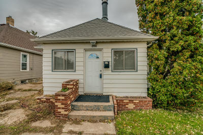 Mandan Single Family Home For Sale: 208 3rd Ave NE Ave