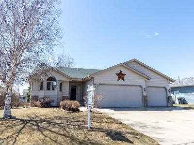 Mandan Single Family Home For Sale: 1207 23 St SE