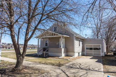 Mandan Single Family Home For Sale: 200 8th Ave SW
