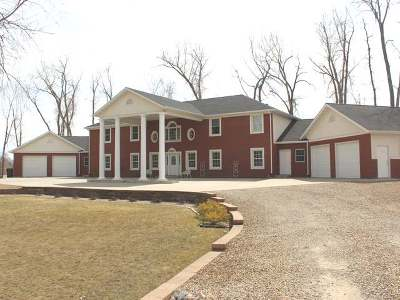 Bismarck Single Family Home For Sale: 3325 Gallatin Dr