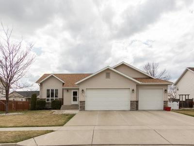 Bismarck Single Family Home For Sale: 3114 Montana Dr