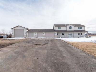 Bismarck Single Family Home For Sale: 6345 Island Rd