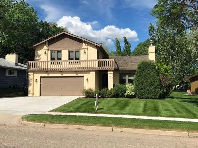 Bismarck Single Family Home For Sale: 1225 Coulee Rd W