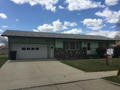 Bismarck ND Single Family Home For Sale: $229,000
