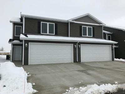 Bismarck ND Condo/Townhouse For Sale: $231,990