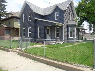 Mandan Single Family Home For Sale: 306 4 Ave NW