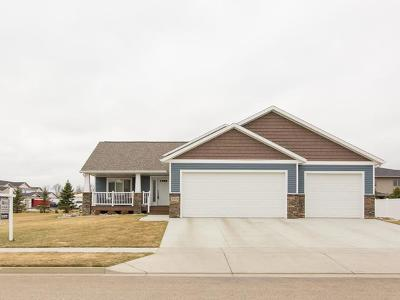 Bismarck ND Single Family Home For Sale: $449,900