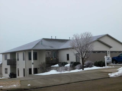 Bismarck ND Condo/Townhouse For Sale: $241,900
