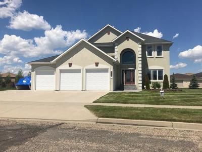 Mandan Single Family Home For Sale: 4015 Bayport Pl SE