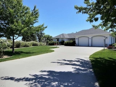 Bismarck Single Family Home For Sale: 101 Country Club Dr