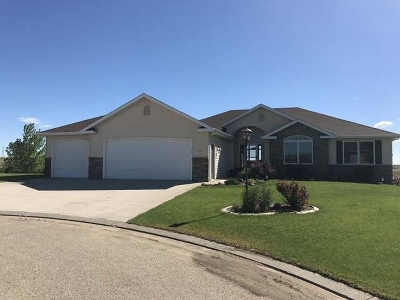 Washburn Single Family Home For Sale: 2159 Par Drive