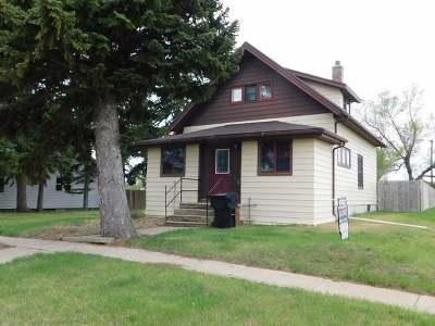New Salem Single Family Home For Sale: 216 4th St NE