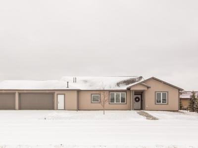 Bismarck Single Family Home For Sale: 3832 Poseidon Lp