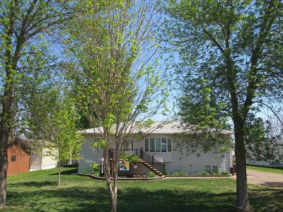 Beulah, Hazen Single Family Home For Sale: 5801 Lake Shore Estates #5B & #2