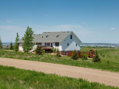 Bismarck Farm For Sale: 7340 62nd Ave SE