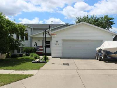 Bismarck Single Family Home For Sale: 2505 Ithica Dr