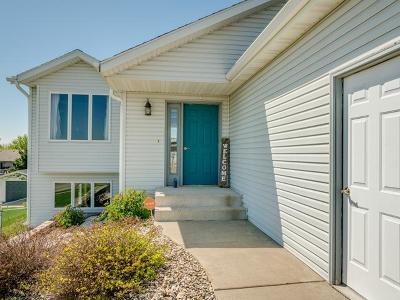 Bismarck Single Family Home For Sale: 843 Mahone Av