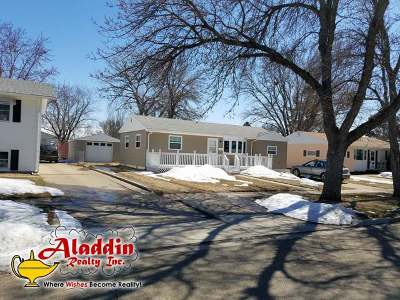 Bismarck Single Family Home For Sale: 607 14 St S