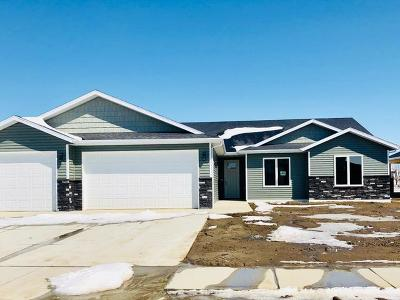 Bismarck Single Family Home For Sale: 3801 Leighton Dr