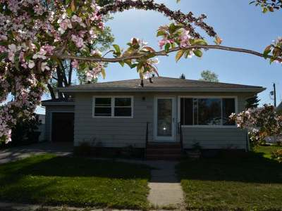 Hazen Single Family Home For Sale: 213 1st Ave NE