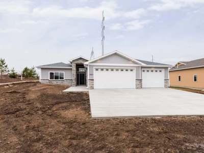 Bismarck Single Family Home For Sale: 3820 Knudsen Lp