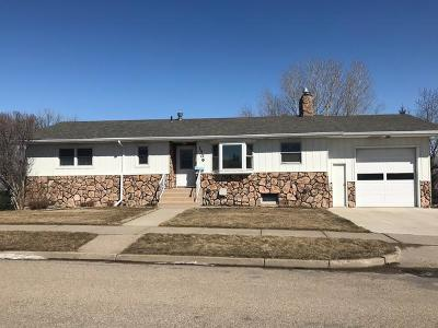 Bismarck Single Family Home For Sale: 1709 17 St N
