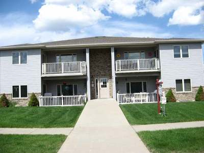 Mandan Condo/Townhouse For Sale: 4612 29 St SE #2