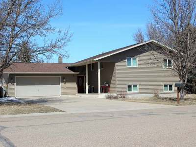 Beulah, Hazen Single Family Home For Sale: 1006 Sunrise Drive