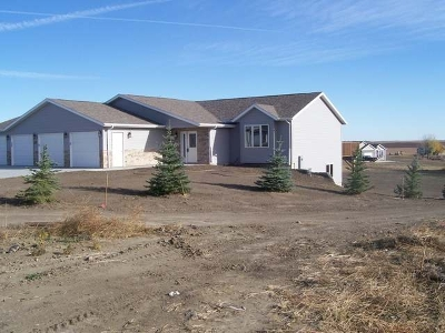 Bismarck Single Family Home For Sale: 8313 Outland Rd