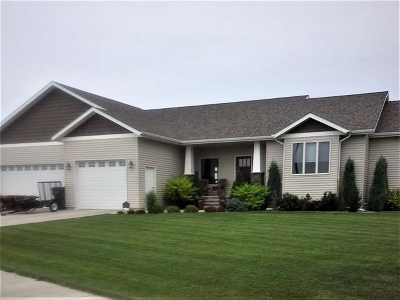 Bismarck Single Family Home For Sale: 3607 Mayflower Ci