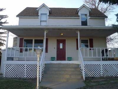 Washburn Single Family Home For Sale: 206 6th Street N
