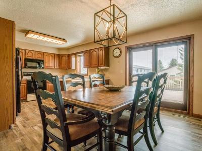 Bismarck Single Family Home For Sale: 115 Wachter Av W