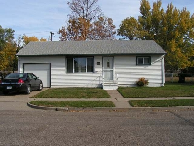 Bismarck Single Family Home For Sale: 540 Sunset Pl